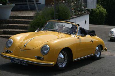 Historie Des 356 Porsche 356 Ig Deutschland E V